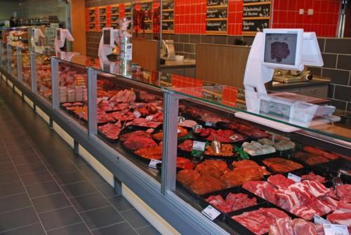 Eröffnungsfeier des EDEKA Hoffmanns Frischemarkt in Horhausen am 30. August 2010