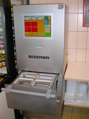 Unsere SB-Verpackungsmaschine